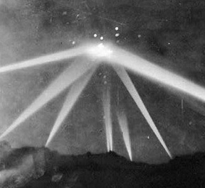 Aliens Over Los Angeles February 25, 1942