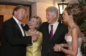 trumps and clintons2