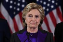 Hillary's Defeat in 2016
