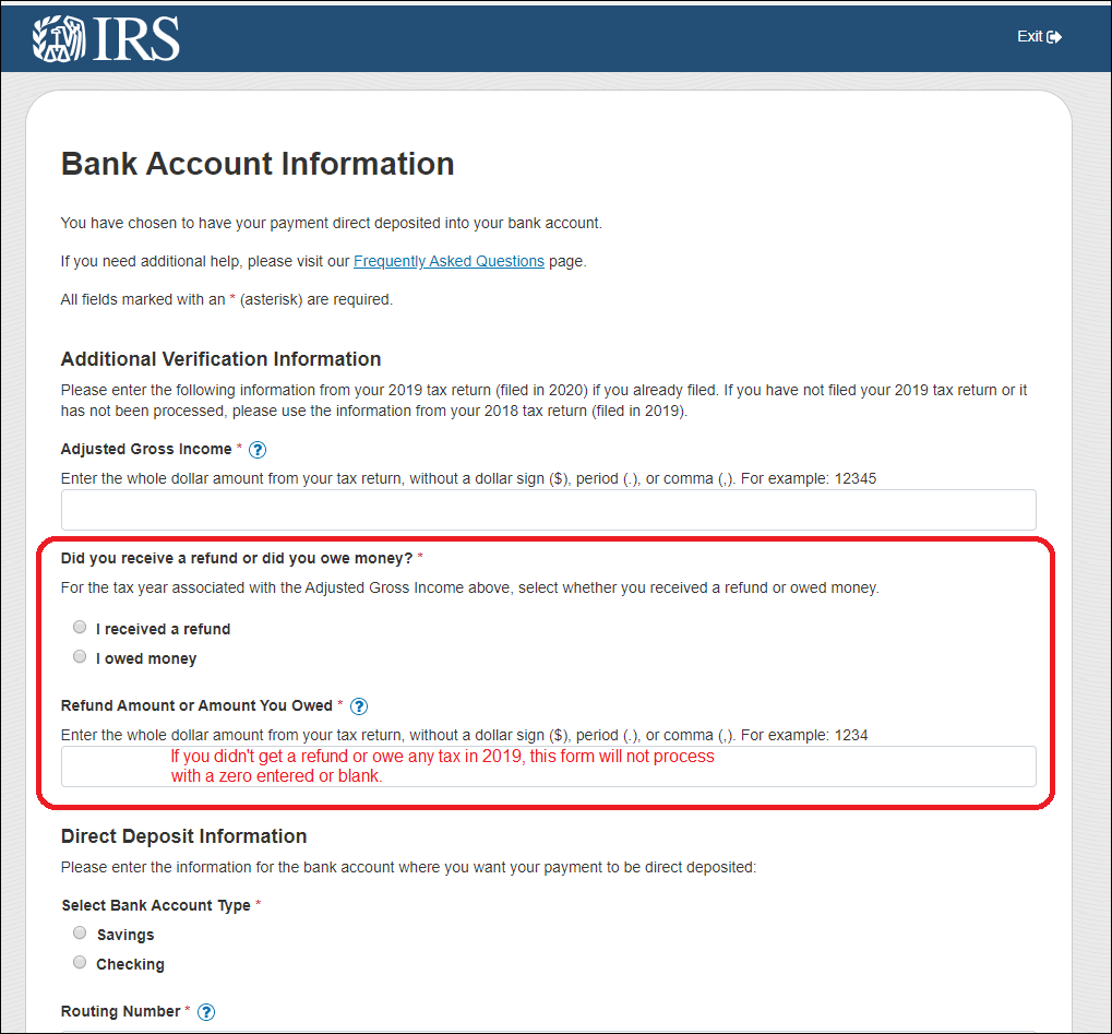 IRS Get My Payment2